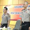 KOMPOLNAS Kunjungi Mapolda Banten Tingkatkan Peranana Pengamanan Pilkada Serentak