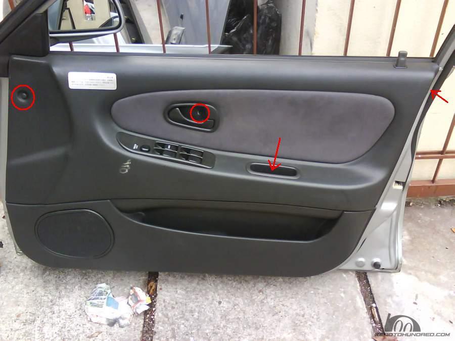 Cara Wiring Power Window Wira