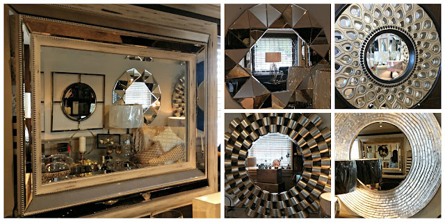 Mirrors from TCL at Home Interior Designer Sunderland Newcastle Durham