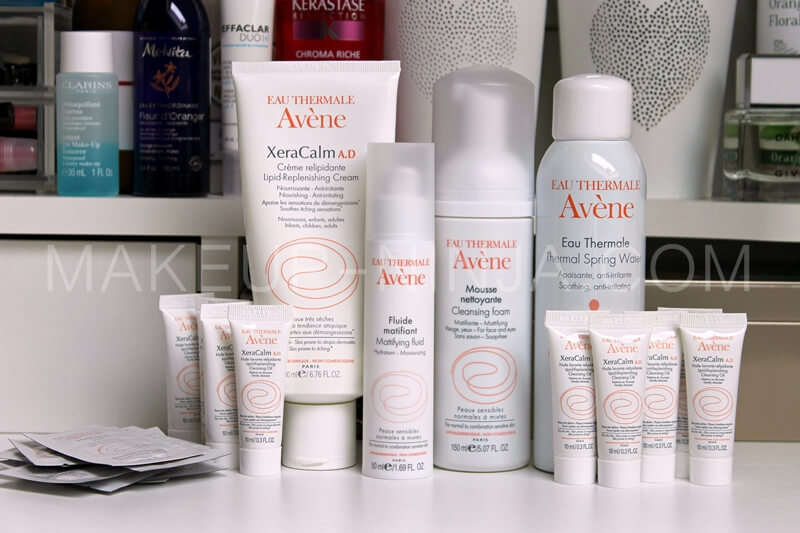 avene mattifying fluid avene xeracalm avene cleansing foam avene thermal water review recenzija