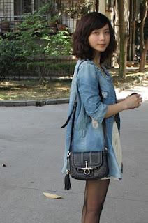tas yang cocok bagi wanita bertubuh mungil