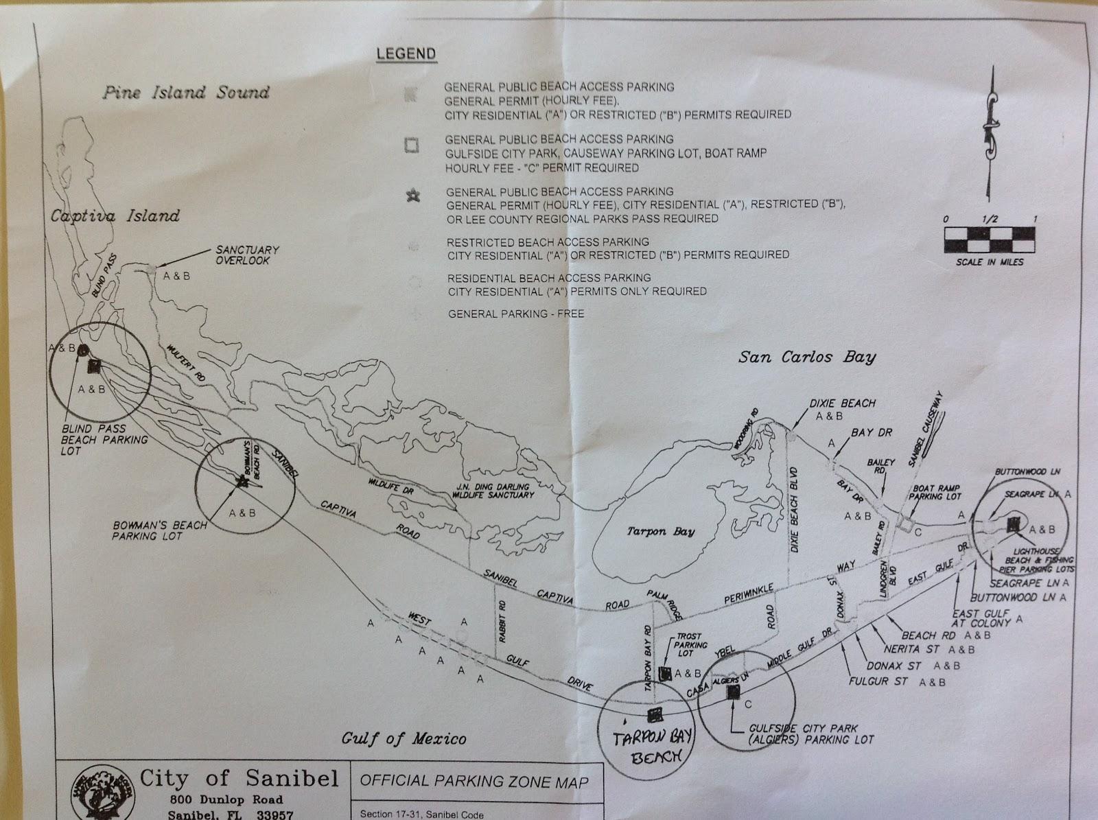 Sanibel Beach Florida Map.Sanibel Island Lighthouse Beach And The Seashell Museum