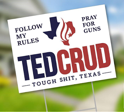 TED CRUD Tough Shit, Texas