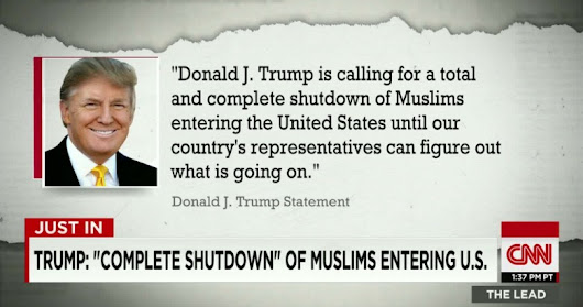 Muslim countries not on POTUS ban list