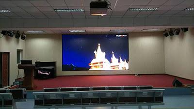 Cung cấp lắp đặt màn hình led p3 indoor tại Hóc Môn