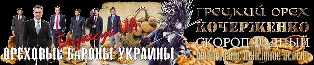 День ореховода 16 октября Три ореха для Бизнеса.UA