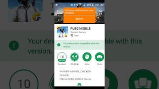 Cara Mengatasi PUBG Mobile Not Compatible di Android