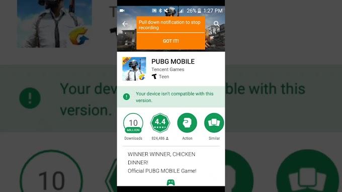 Cara Mengatasi PUBG Mobile Tidak Support