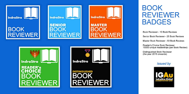 Book Reviewer Badges | IndraStra Global Accreditation Unit (IGAu) - Open Badges