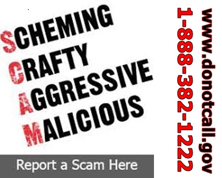 Story Fever: How to report a phone scammer