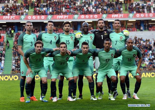 5 Alasan Portugal Bisa Juara Euro 2016