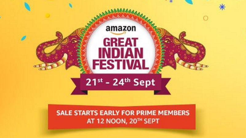 Amazon Sale 2018 Heavy Discount On Electronics And Mobiles
