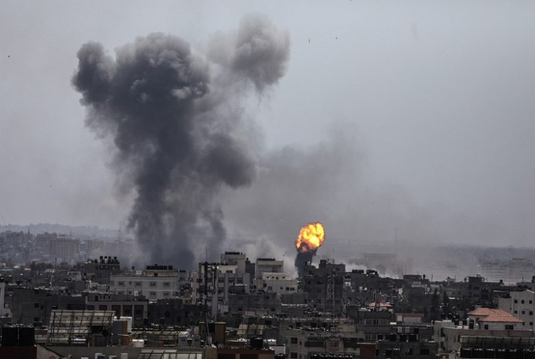 حصيلة العدوان الاسرائيلي علي قطاع غزة 7 شهداء و50جريح