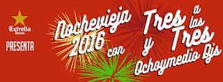 Fin de año 2016 en Ochoymedio