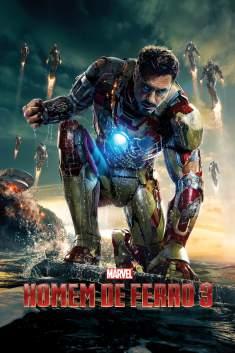 Homem de Ferro 3 Torrent - BluRay 720p/1080p Dual Áudio