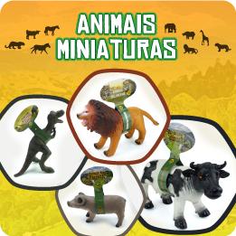 Animais em Miniaturas