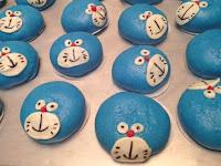 Resep Bakpao Karakter Kartun Doraemon Yang Lucu