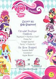 My Little Pony Applebloom Series 1 Trading Card