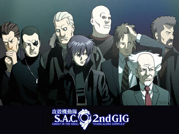 Culture In Criticism Music And Opinion Ghost In The Shell Some Theme Songs