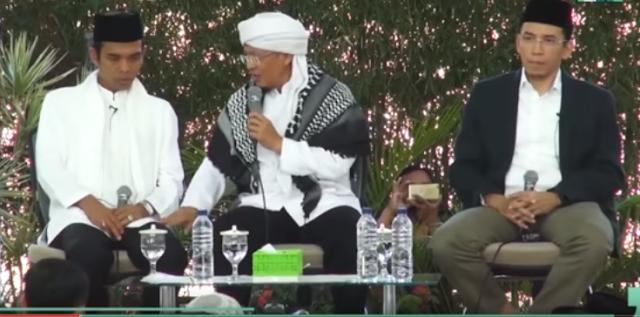 Terungkap Sudah, Ini Sebab Ustadz Abdul Somad Dituduh Anti Kebinekaan dan Radikal