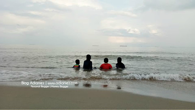 Cuti Sekolah | Anak-Anak Menikmati Setiap Detik Dengan Gumbira !