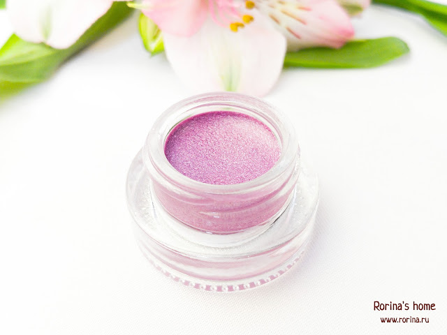 Holographic Halo Cream Eyeliner 03 — Cotton Candy: отзывы, свотчи