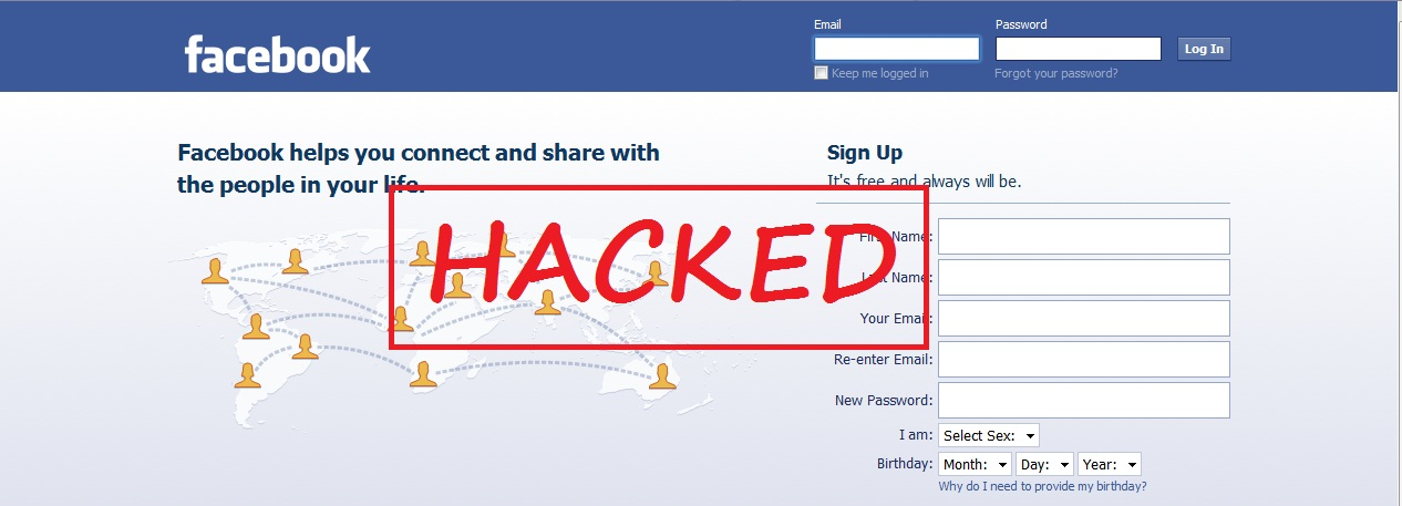 How To Hack Facebook Password And Account - indiabackup
