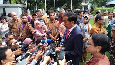 Sri Mulyani Menteri Terbaik Dunia, Presiden Jokowi: Tentu Semua Bangga - Info Presiden Jokowi Dan Pemerintah