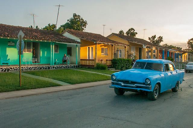 Maisons colorées à Viñales