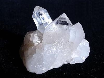 ヒマラヤ水晶クラスター バジル鉱山産 41.1g