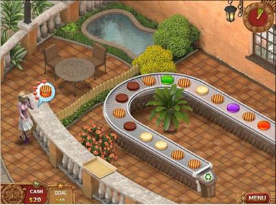 蛋糕商店3(Cake Shop 3),非常豐富好玩的模擬經營!