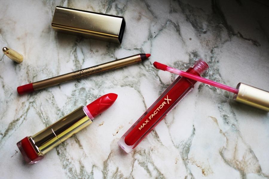lipstick gloss liner max factor