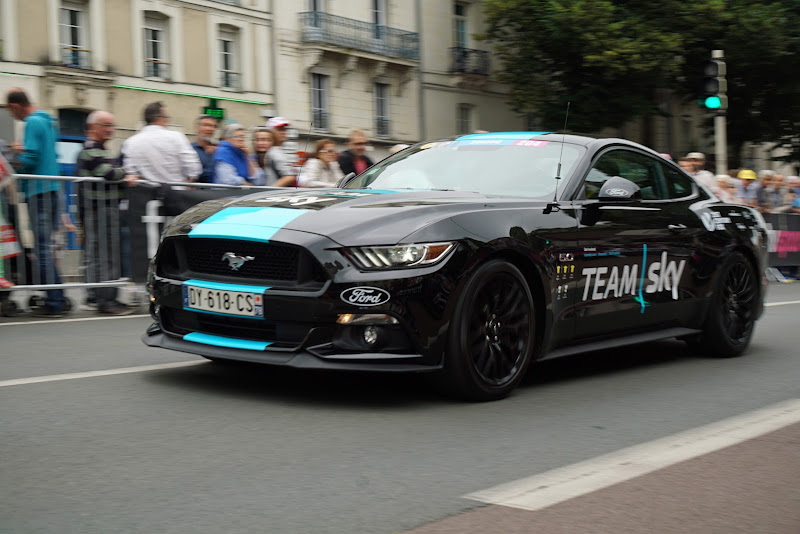 Assez Ford Europe: The Ford Mustang leads the way for Team Sky HV95