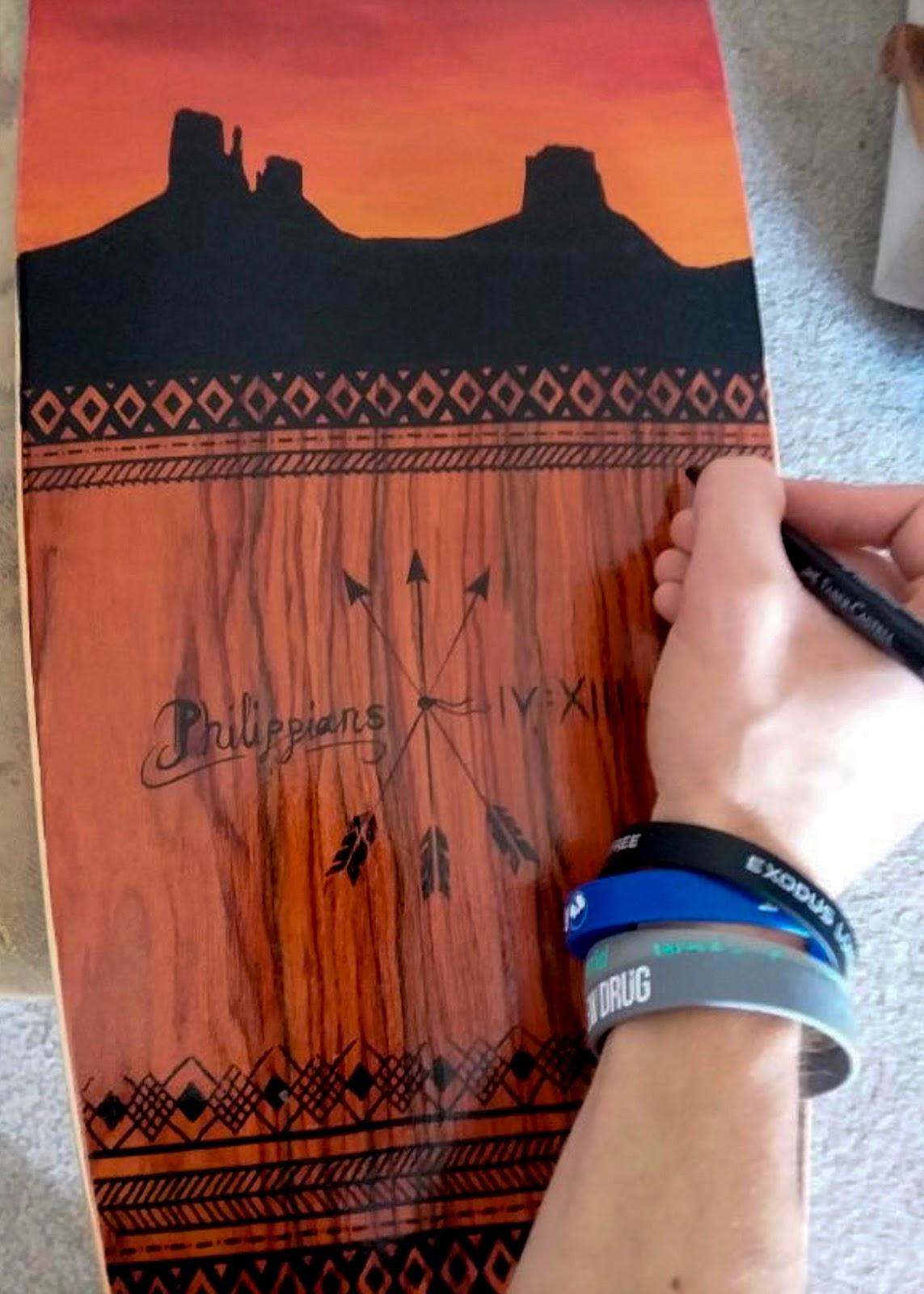 Shelly Stuckman, ArizonaGirl.com, Exodus Longboard Co, longboards, skateboards, longboarding, skateboarding,