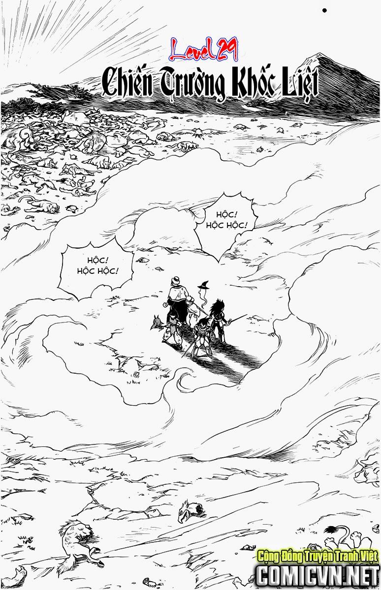 Dragon Quest: Emblem of Roto chapter 29 trang 1