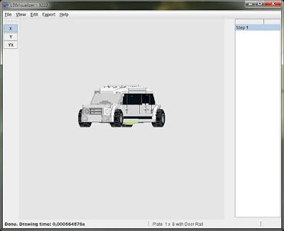 LDraw Instruction Visualizer