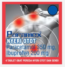 Harga Paramex Nyeri Otot Obat Nyeri Terbaru 2017
