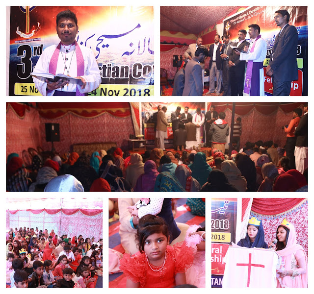 Sutlej Reformed Church Holds 3rd Annual Christian Convention