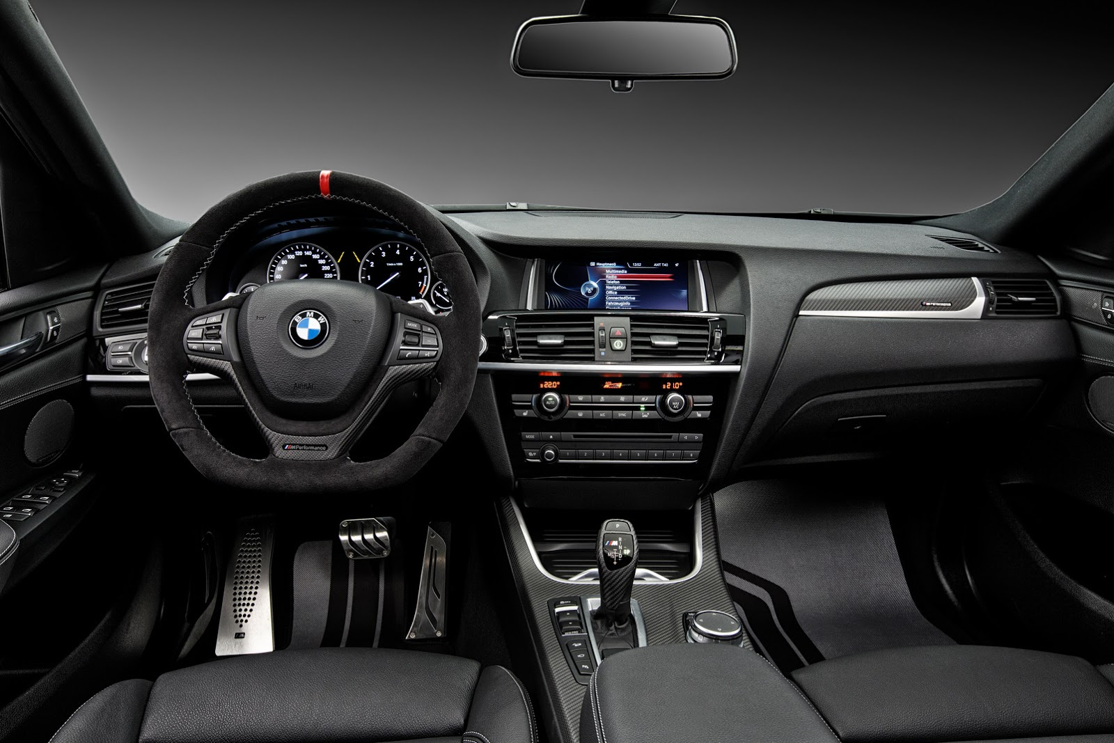 New BMW M Performance Parts for X4 | Carscoops