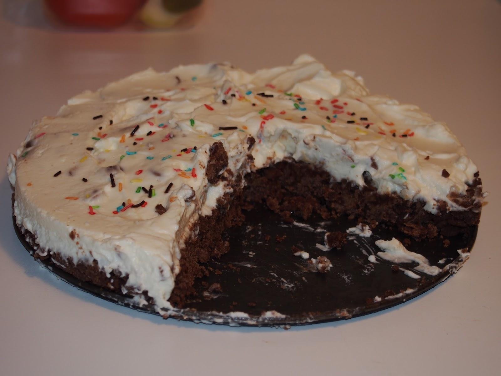 Ciasto Schoko Bons