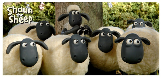 'Shaun The Sheep‬' Nick India Tv Show Plot |Timing |Charactors |Pics |Game