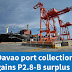 Davao Port Recorded the Highest Annual Collection in 2017 at P2.8 Billion Surplus