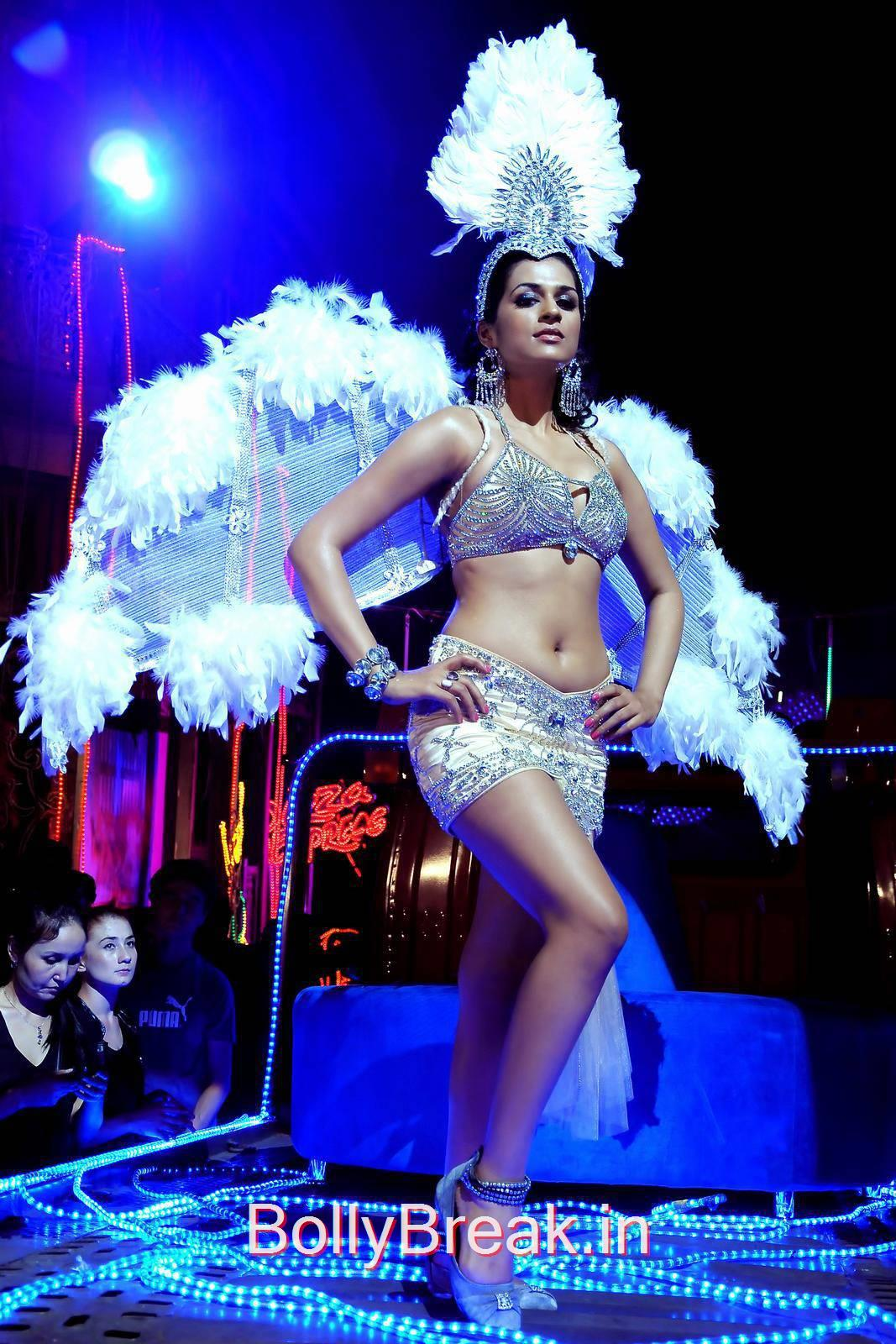 Shraddha Das Photos, Shraddha Das Hot Stills From Rey Movie