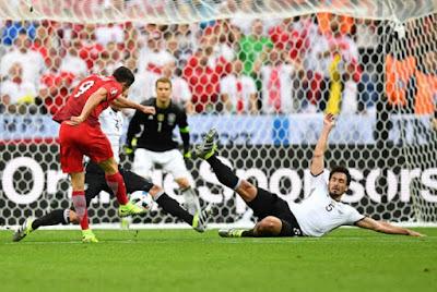 O empate entre Alemanha e Polônia, reflete o equilíbrio da Eurocopa (CHUTE NO VÁCUO F.C.)