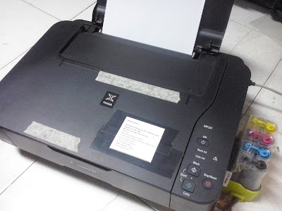 Canon PIXMA MP237 Printer