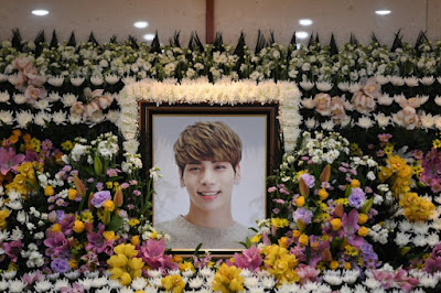 Jong Hyung suicide and depression