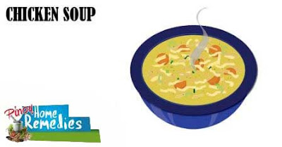 Home Remedies For Common Cold: Chicken Soup