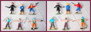 35mm Figurines; 35mm Pirates; Halsall Haswell Toys; HTI; HTI Toys; International Talk Like A Pirate Day; ITLAPD; Pirate Day; Pirate Ship; Pirate Toy; Pirates; Plastic Pirates; PVC Pirates; Small Scale World; smallscaleworld.blogspot.com; Talk Like A Pirate; Toy Bank;