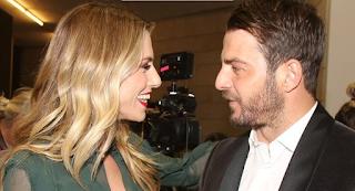 Είναι επίσημο! Γιώργος Αγγελόπουλος και Ντορέττα Παπαδημητρίου είναι ζευγάρι