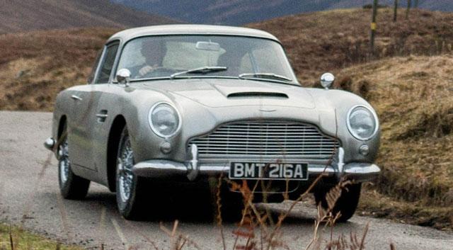 Aston Martin DB5 — Wikipédia